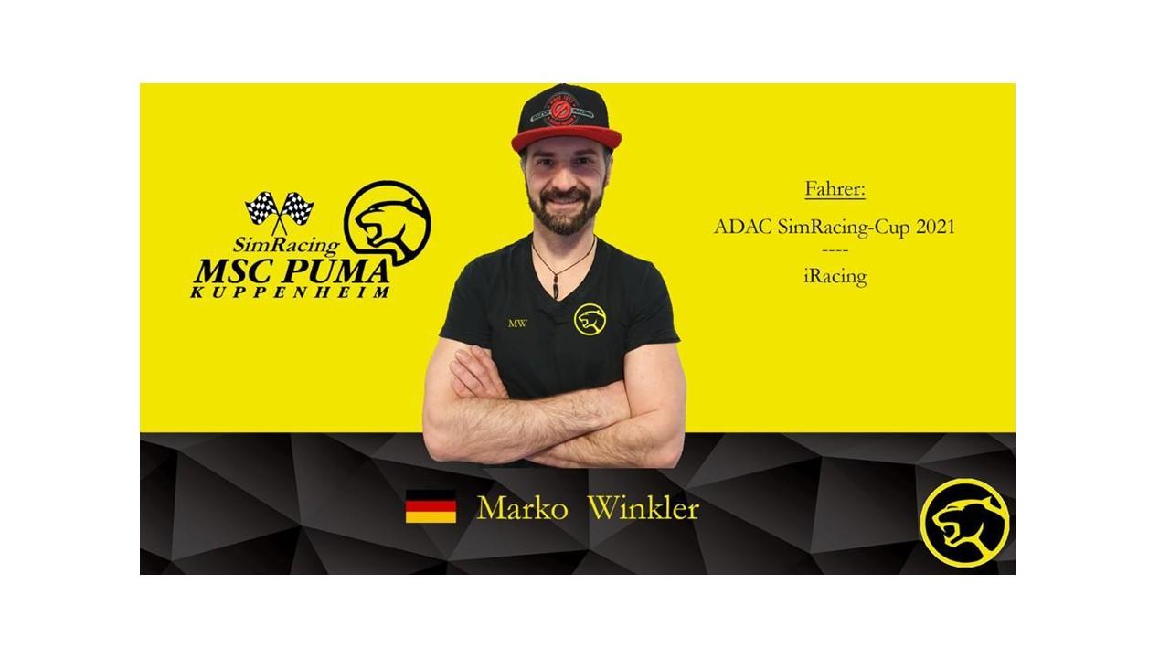 Herzlich Willkommen Marko